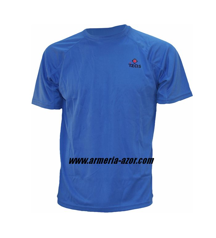 Camiseta Tecnica Izas Creus Light Royal Hombre